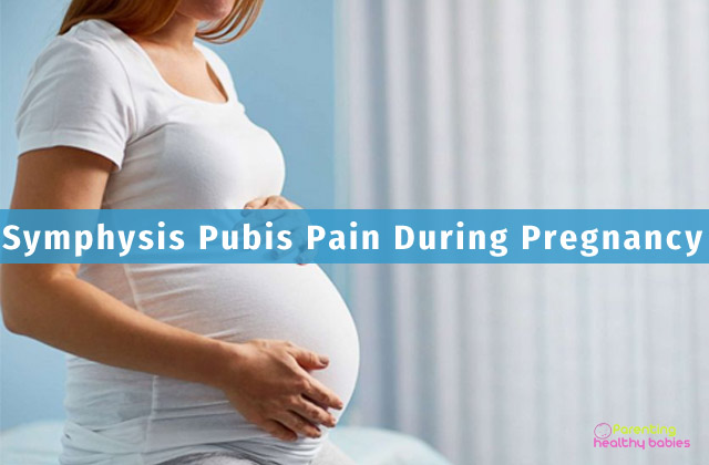 symphysis pubic pain during pregnancy