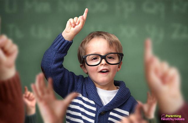 teaching kids to be leaders