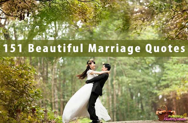 151 Beautiful Marriage Quotes