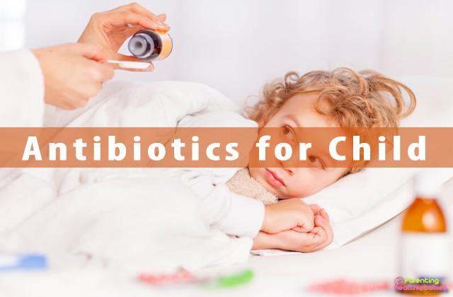 Antibiotics for Child