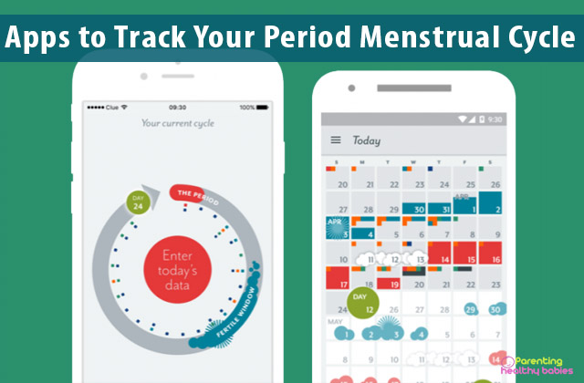 Apps to Track Your Period Menstrual Cycle