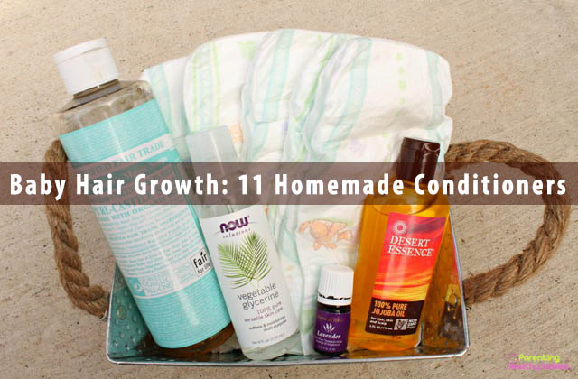 Baby Hair Growth 11 Homemade Conditioners