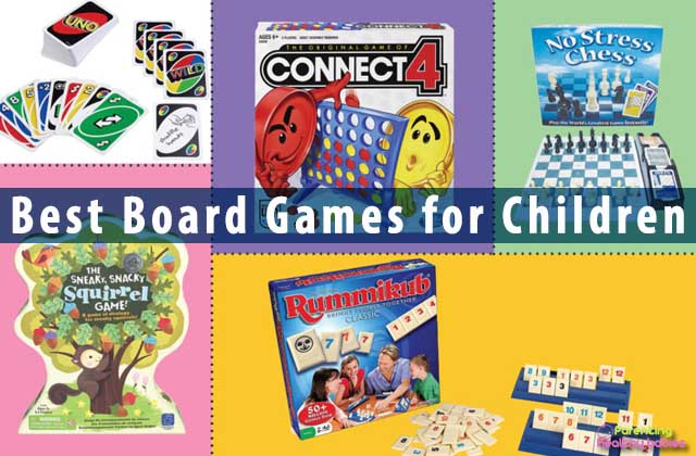 Best Board Games for Children