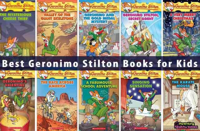 Best Geronimo Stilton Books for Kids
