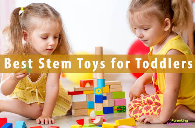 Best Stem Toys for Toddlers