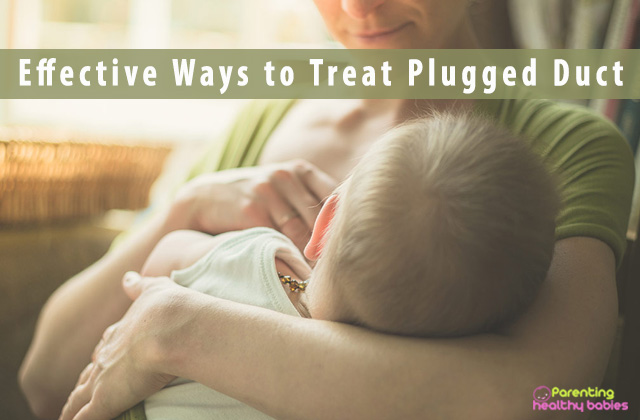 Effective Ways To Treat Plugged Duct