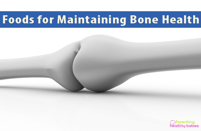 Foods for Maintaining Bone Health