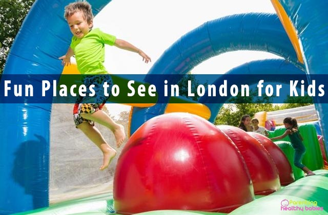 Fun Places to See in London for Kids