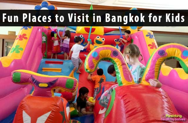 Fun Places to Visit in Bangkok for Kids