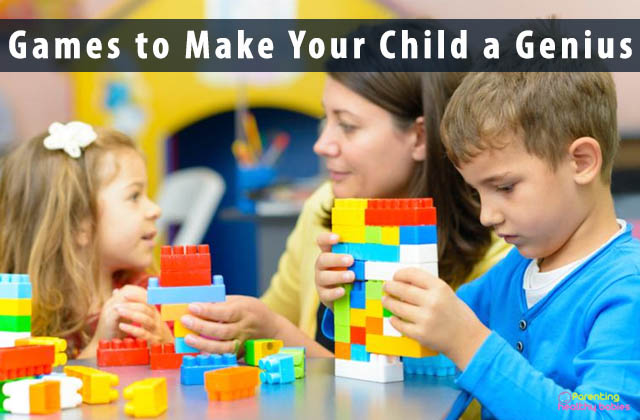 Games to Make Your Child a Genius