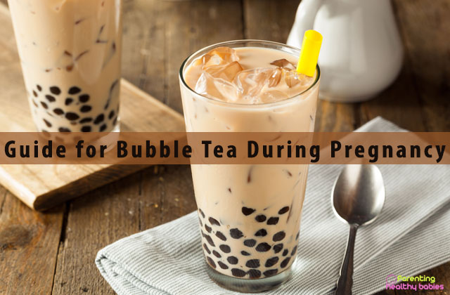 Guide for Bubble Tea During Pregnancy