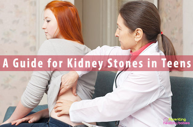 Guide forKidney Stones in Teens