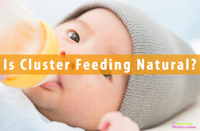 Is Cluster Feeding Natural