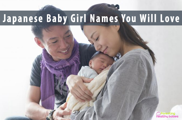 Japanese Baby Girl Names You Will Love
