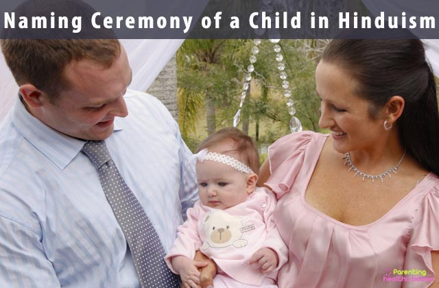 Naming Ceremony of a Child in Hinduism
