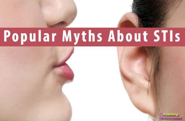 Popular Myths About STIs