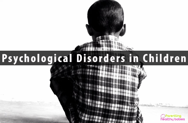Psychological Disorders in Children