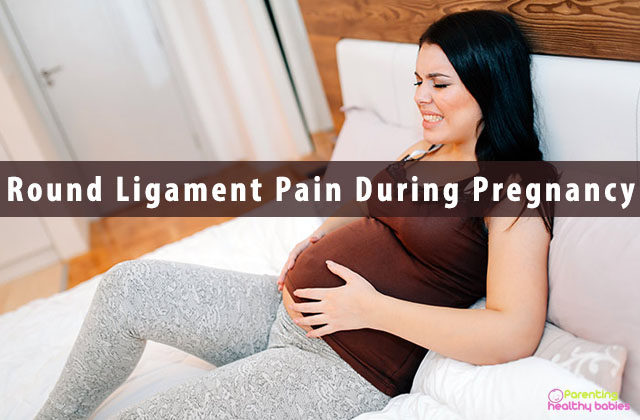 Round Ligament Pain During Pregnancy