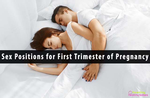 Best Sex Positions for First Trimester of Pregnancy
