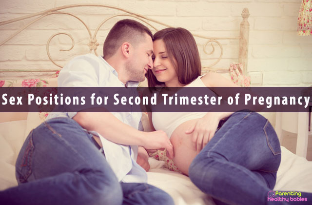 Sex Positions for Second Trimester of Pregnancy