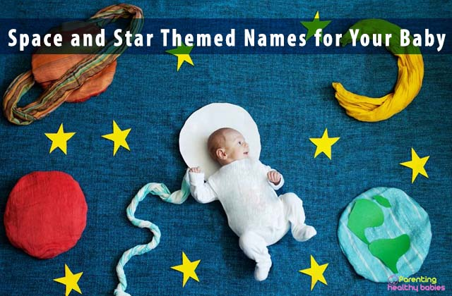 Space and Star Themed Names for Your Baby