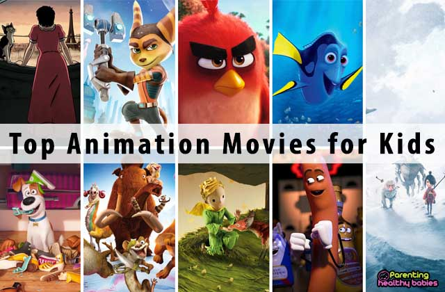 Top Animation Movies for Kids