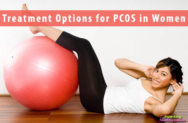 Treatment Options for PCOS in Women