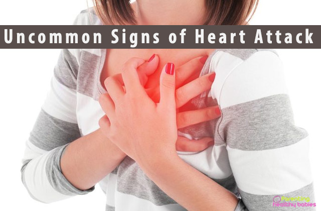 Uncommon Signs of Heart Attack