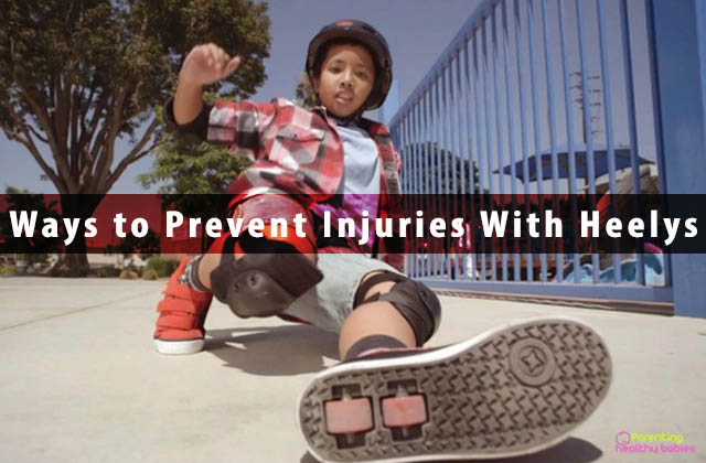 Ways to Prevent Injuries With Heelys