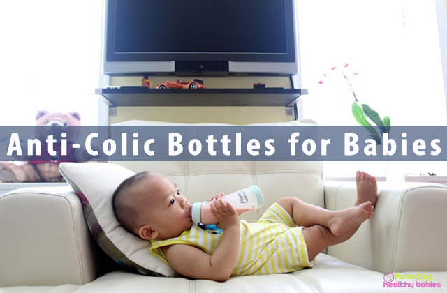 anti colic bottles for babies
