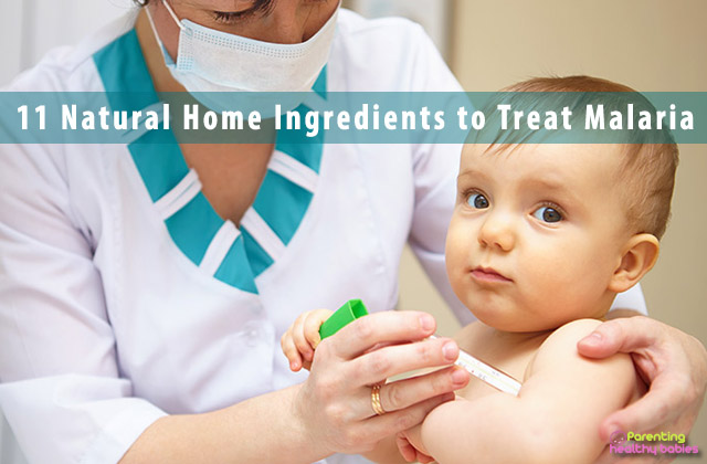 11 Natural Home Ingredients to Treat Malaria