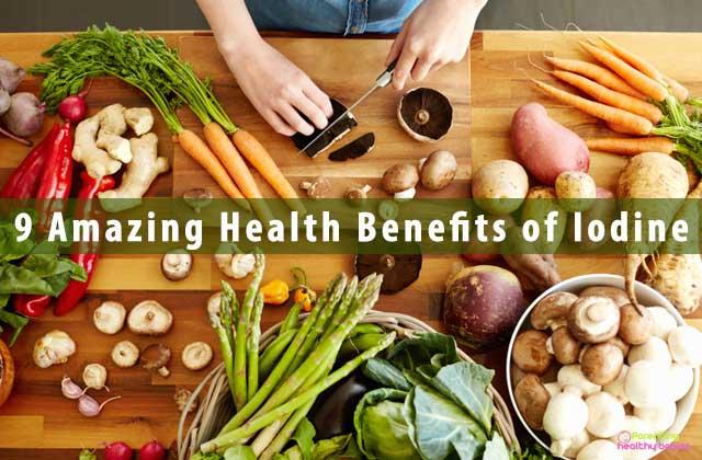 9 Amazing Health Benefits of Iodine