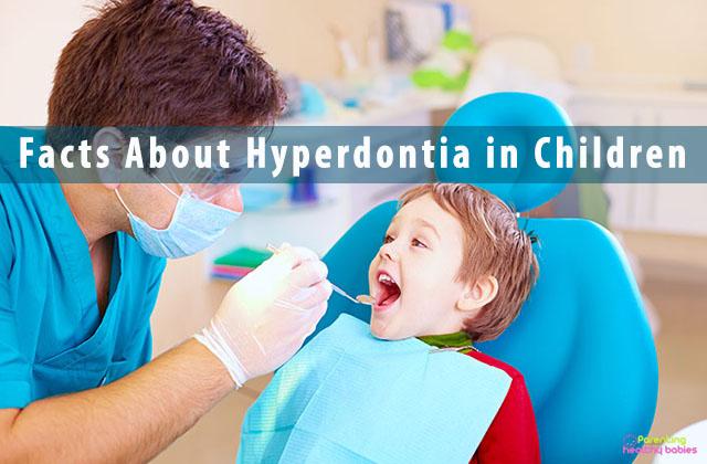 Facts About Hyperdontia in Children