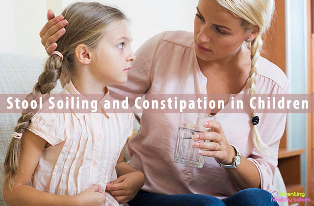 Stool Soiling and Constipation in Children