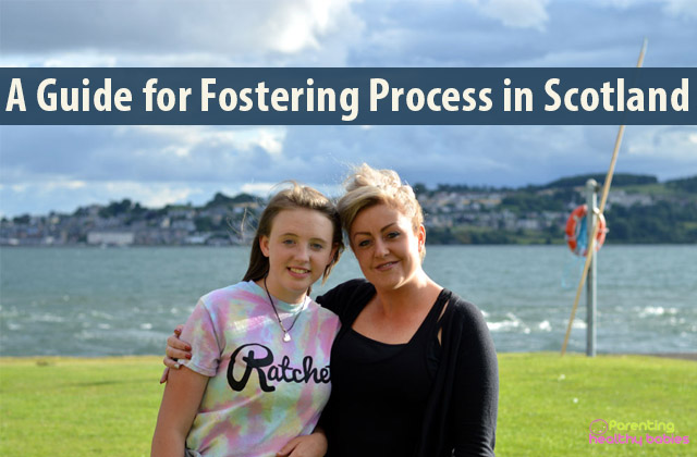 fostering process in Scotland