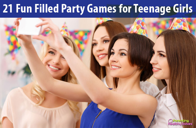 games for teenage girls
