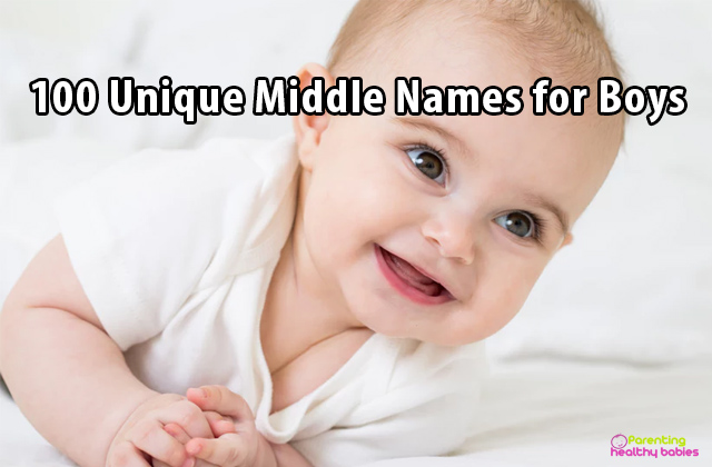 middle names for boys