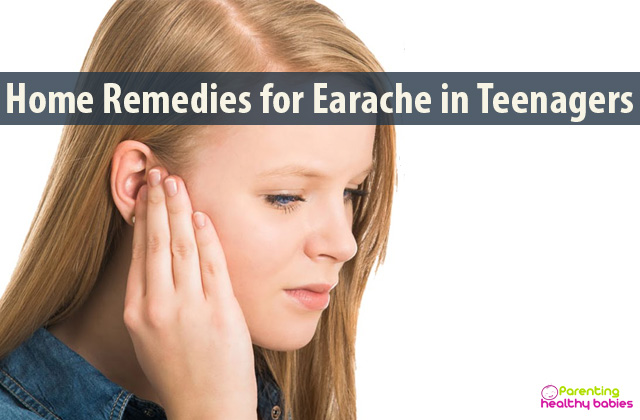 remedies for earache