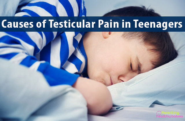 testicular pain causes