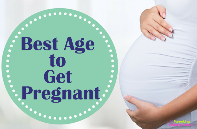 best age to get pregnant