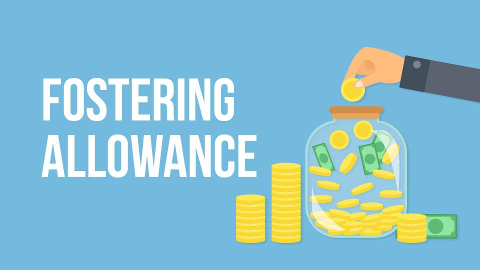 fostering allowance