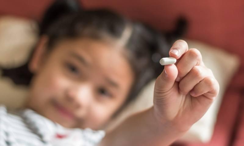 antibiotics for kids