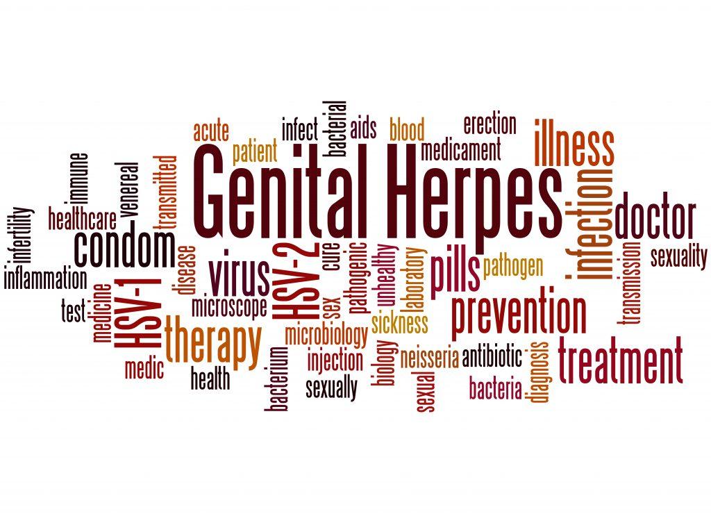 herpes on penis