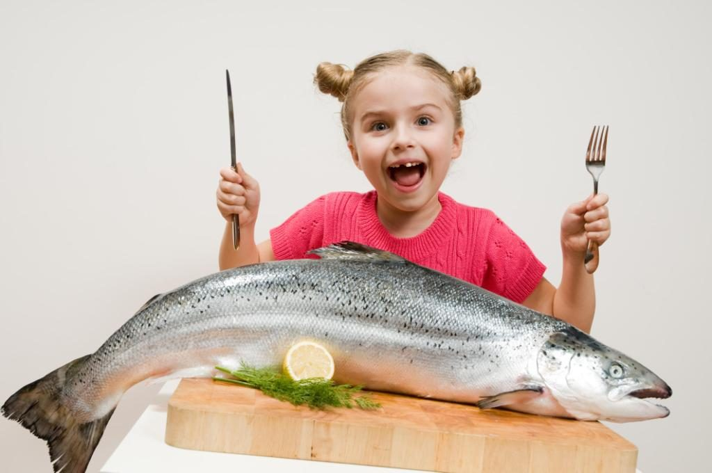 fish for kids