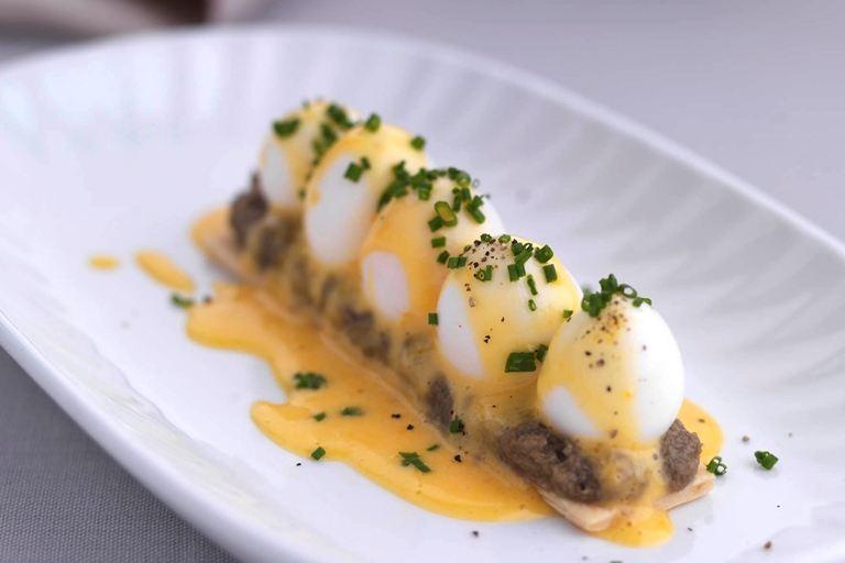 quail egg recipe