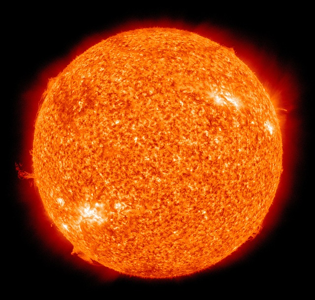 sun facts for kids