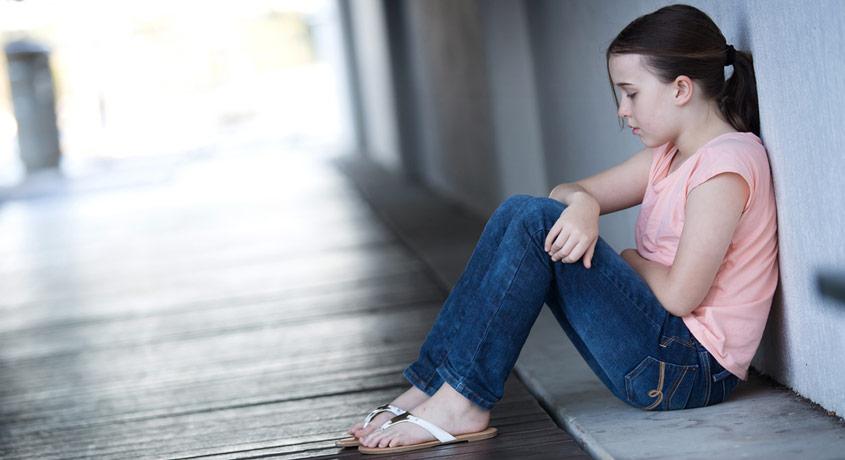 is my child depressed