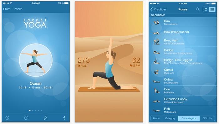 best yoga app