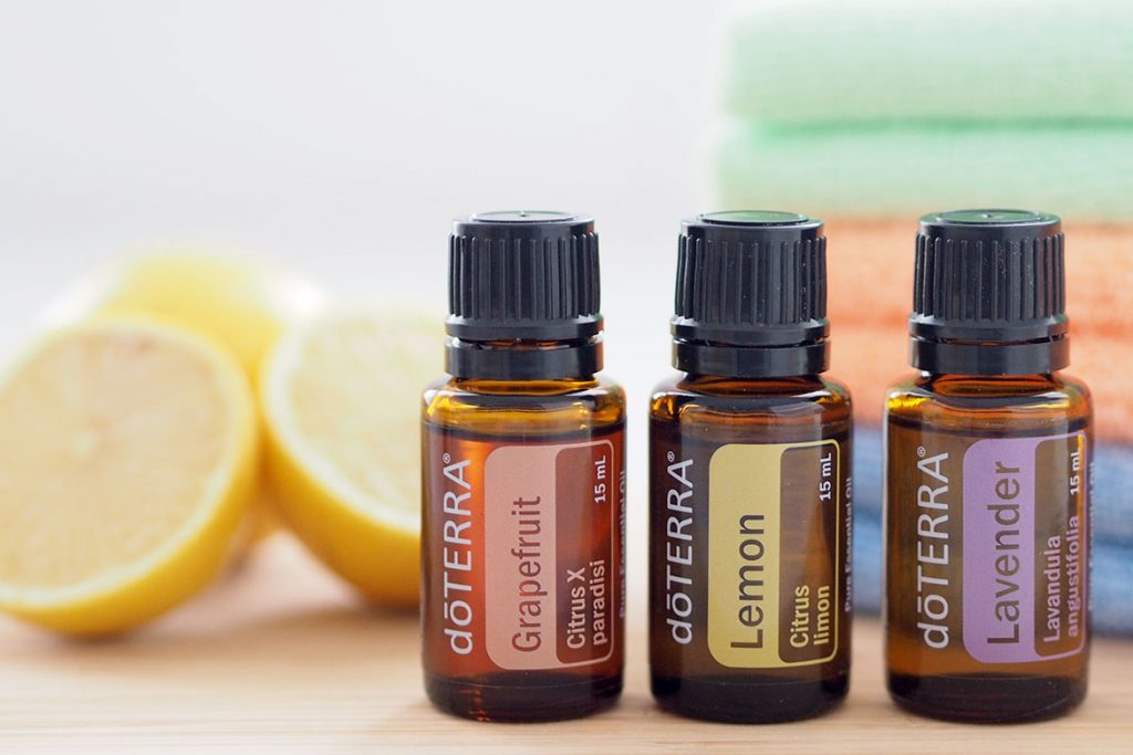 essential oils for hair loss