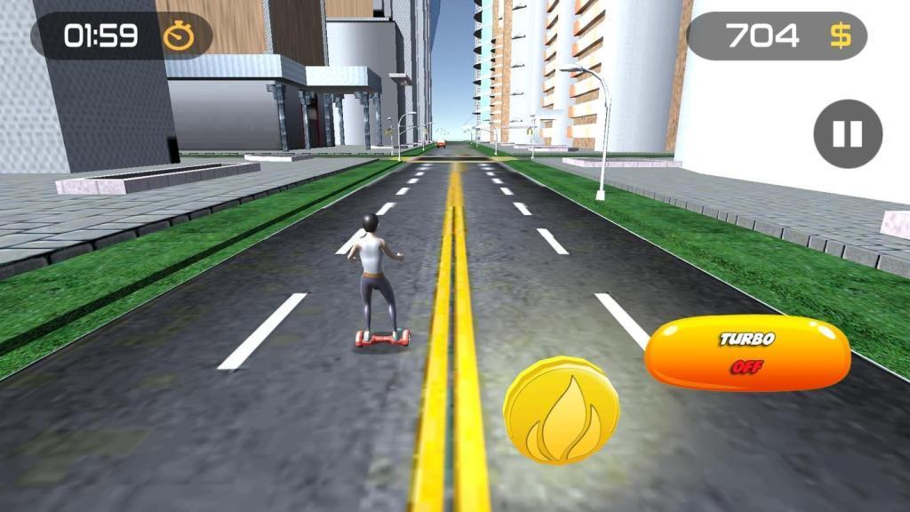 hoverboard games